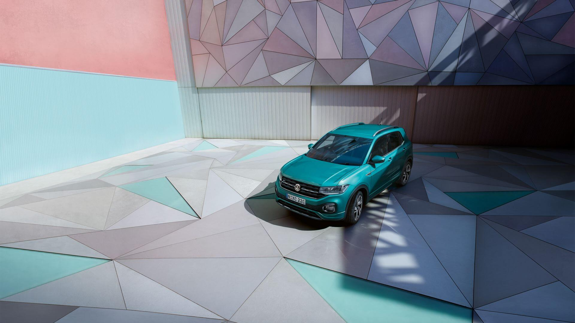T-Cross <strong>T-Cross</strong><br>The small SUV you'll just want