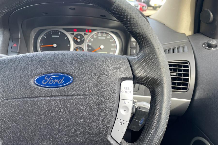 2009 Ford Territory SY MKII Ghia Wagon Image 14