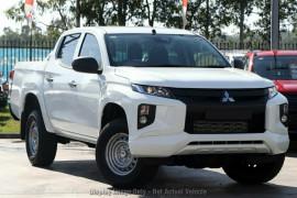 Mitsubishi Triton GLX ADAS Double Cab Pick Up 2WD MR