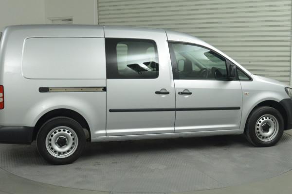 2012 Volkswagen Caddy 2KN MY12 TDI250 Van Image 2