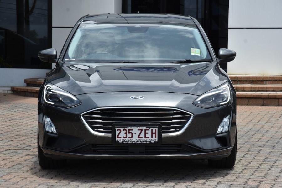2018 MY19 Ford Focus SA Titanium Hatch Hatch