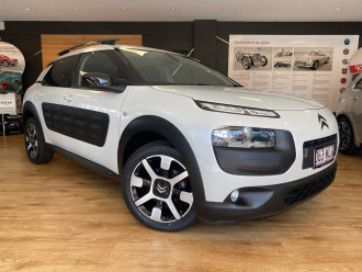 Citroen C4 Cactus Exclusive E3 MY16
