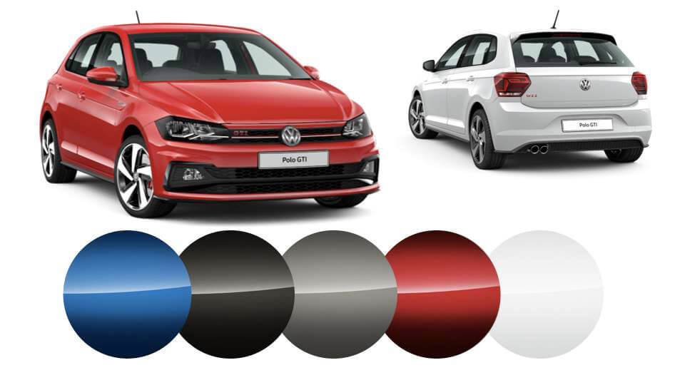 Polo GTI Colours