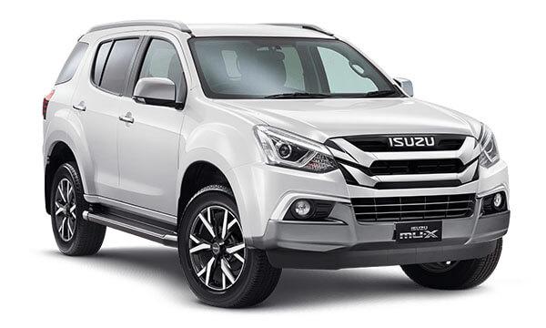 2021 MY19 Isuzu UTE MU-X LS-T 4x2 Wagon