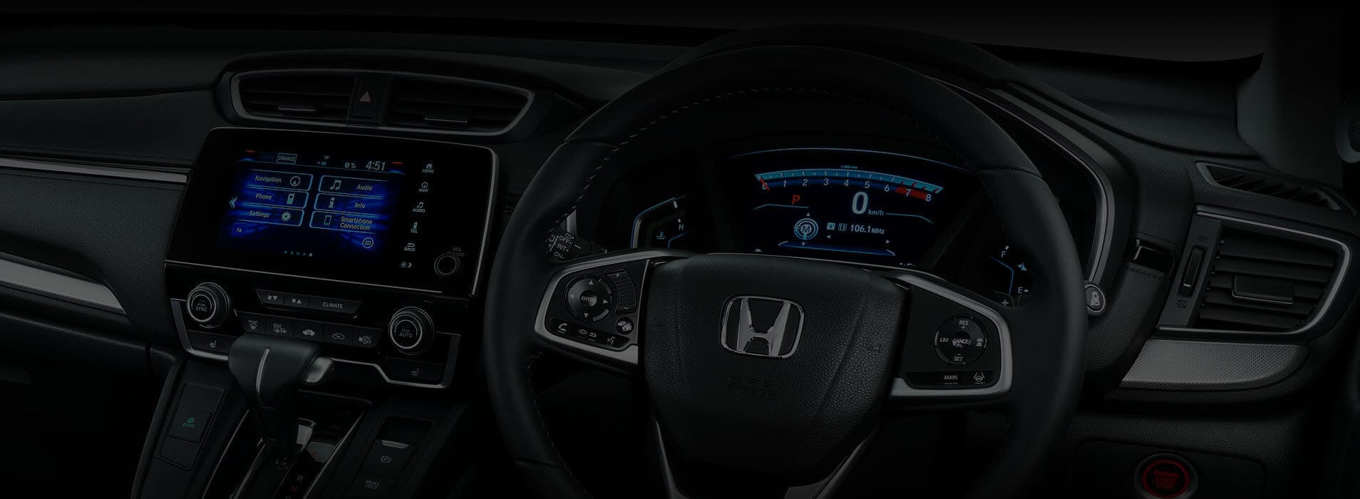 CR-V Technology