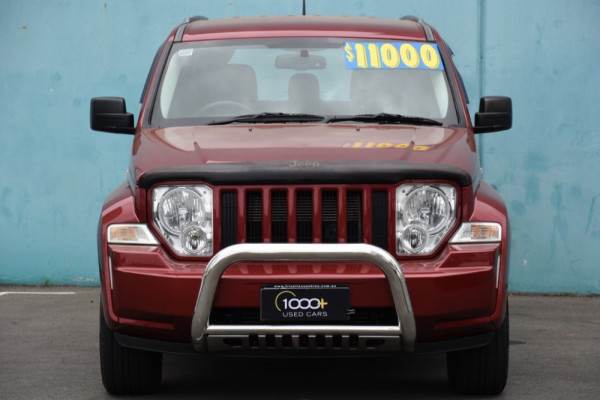 2011 Jeep Cherokee KK MY11 Sport Suv