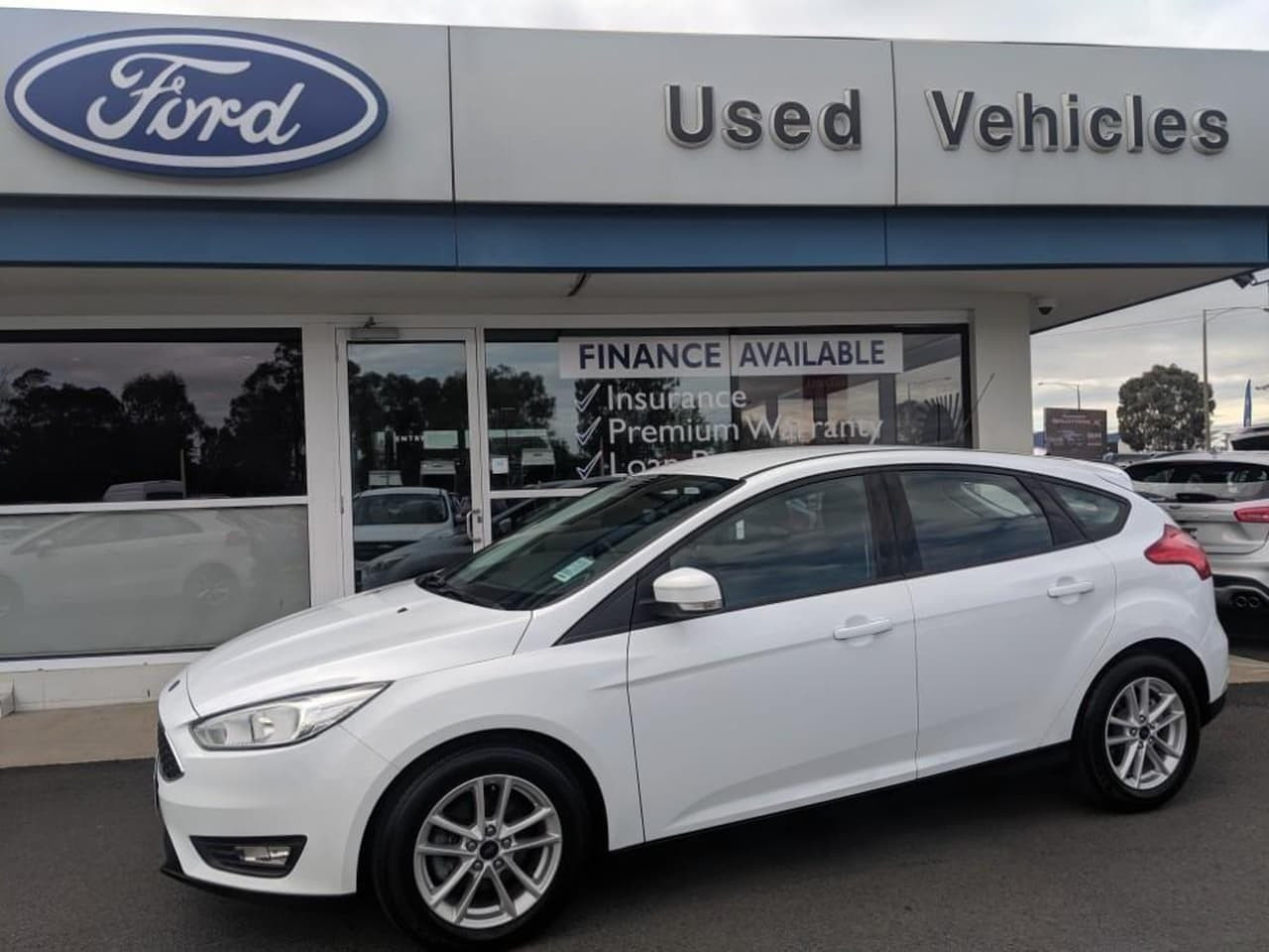 2015 MY14 Ford Focus LW MKII MY14 TREND Hatchback
