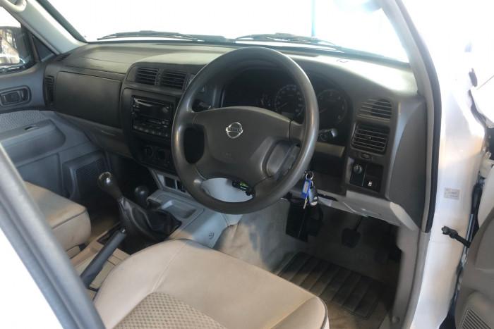 2004 MY05 Nissan Patrol GU IV MY05 ST Suv Image 13