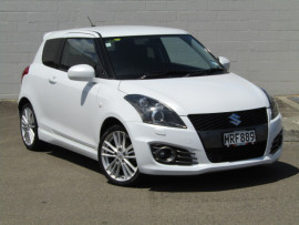 Suzuki Swift Sport 6 speed manual 3 door NZ NEW!