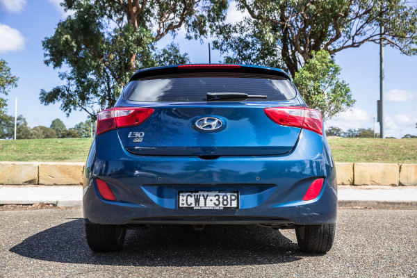 2014 Hyundai I30  GD2 TROPHY Hatch