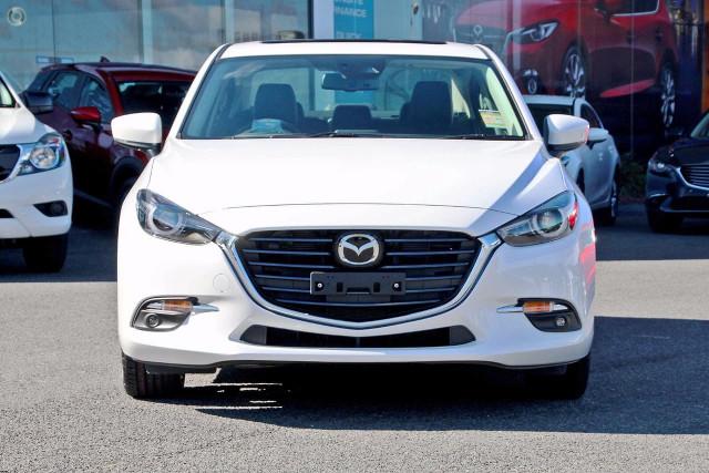 2019 Mazda 3 BP G25 Astina Sedan Sedan Image 2