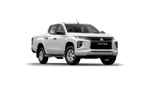 GLX Plus Double Cab Pick Up 4WD