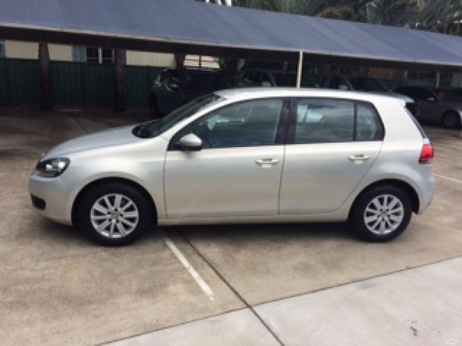 2012 Volkswagen Golf VI MY13 90TSI Hatchback Image 5