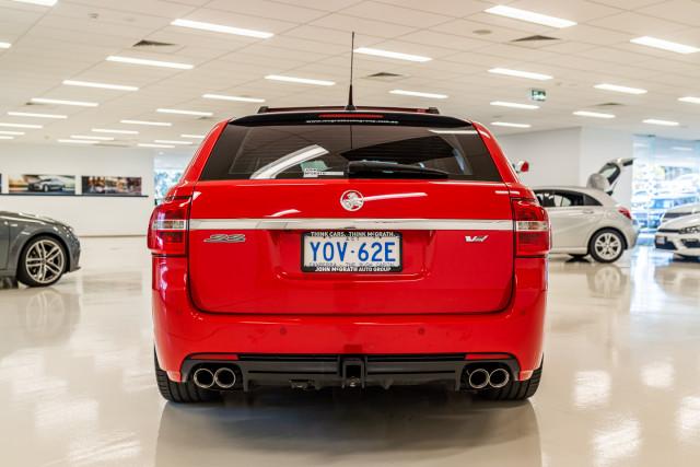 2017 Holden Commodore Wagon Image 4