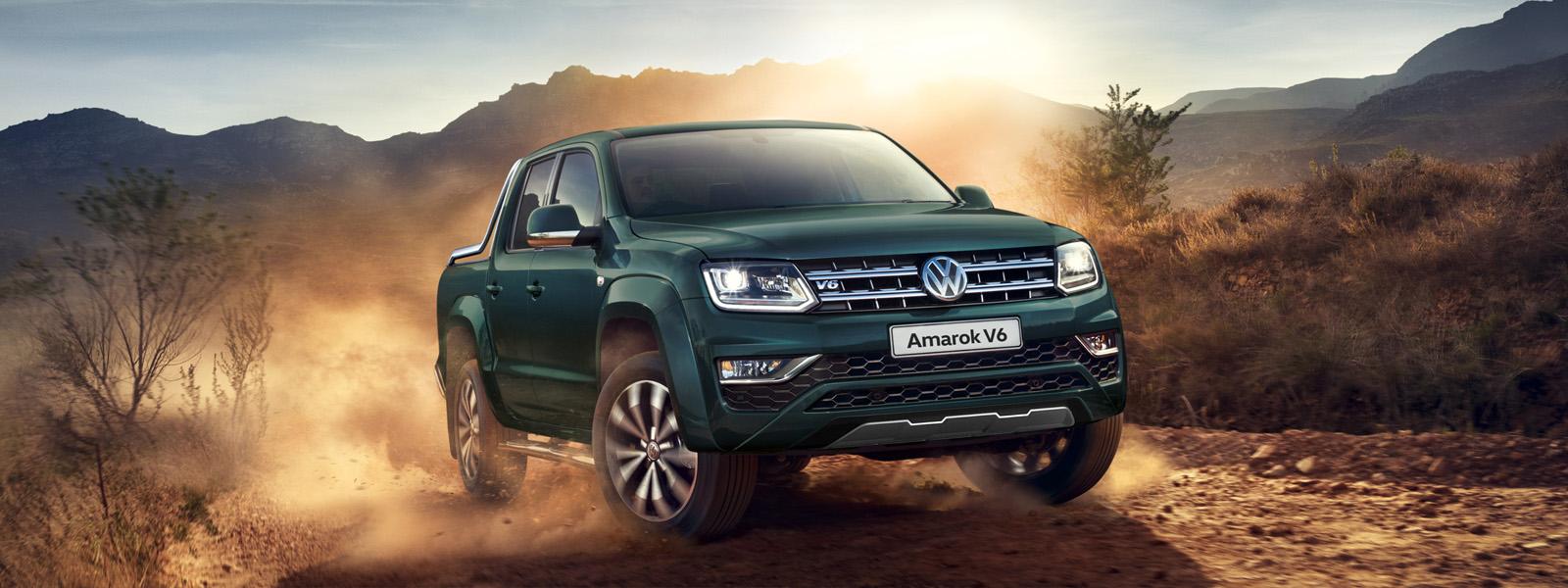 New Volkswagen Amarok V6 for sale - Mt Gravatt Volkswagen