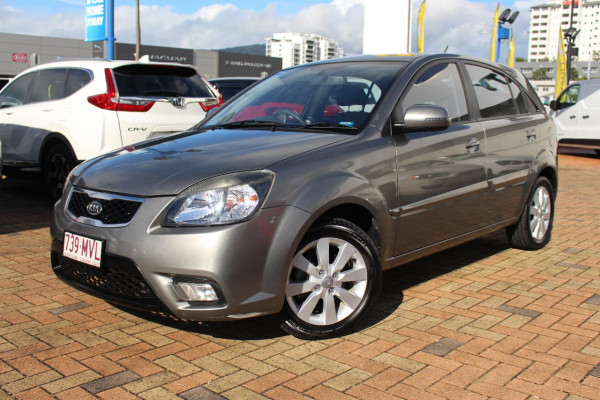 Kia Rio Sports Special Edition JB MY10