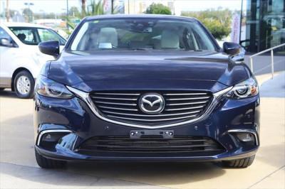 2016 Mazda 6 GJ Series 2 Atenza Sedan Image 5