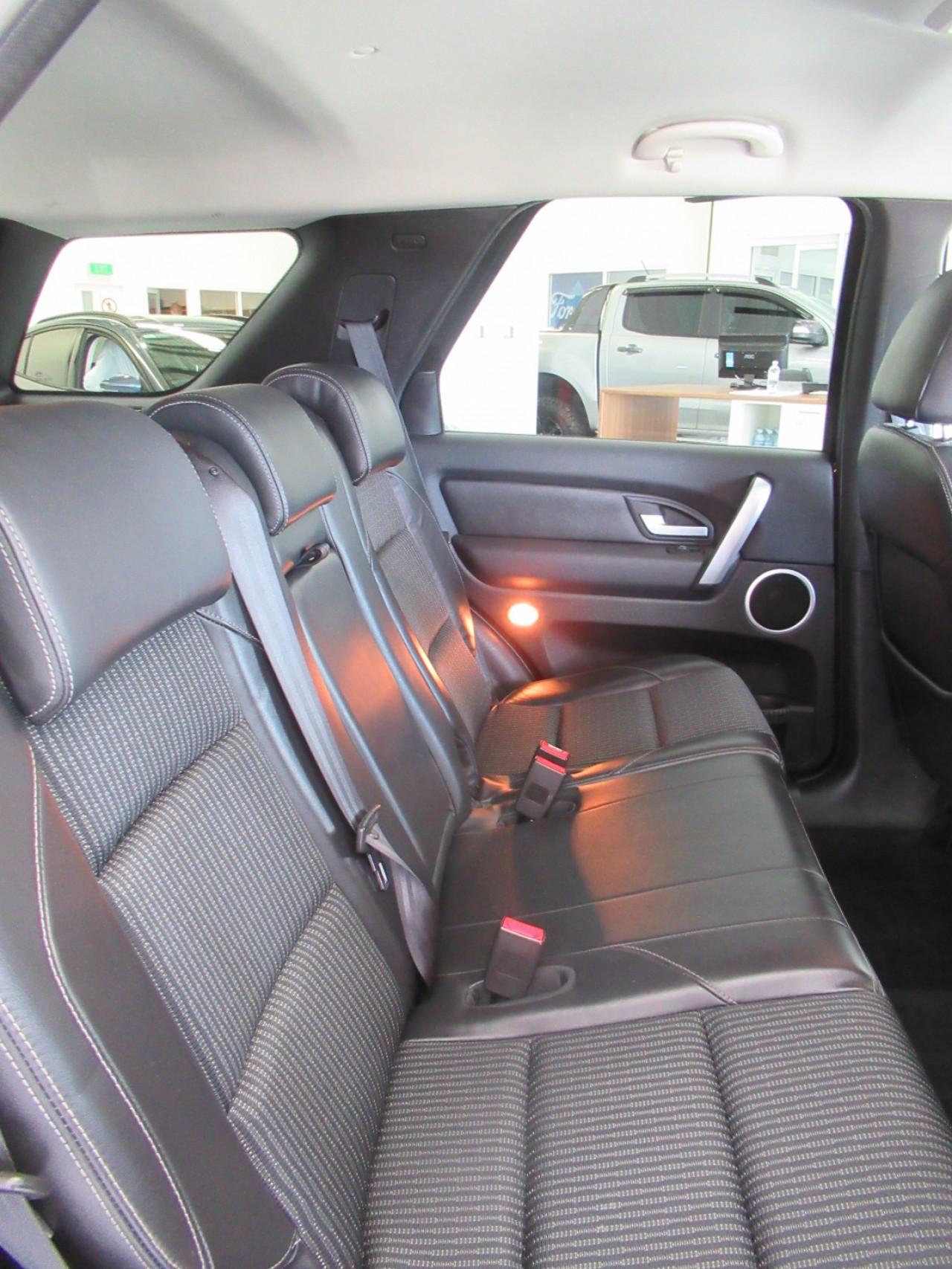 2016 Ford Territory SZ MKII TS Wagon Image 22