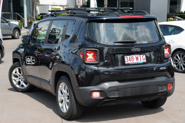 2015 Jeep Renegade BU Longitude Hatchback Image 2