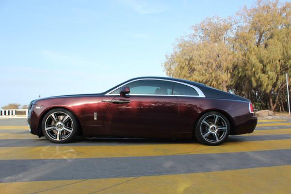 2015 Rollsroyce Wraith 665C MY15 Coupe