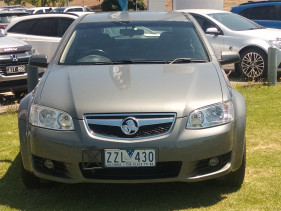 2010 Holden Berlina VE II II Wagon