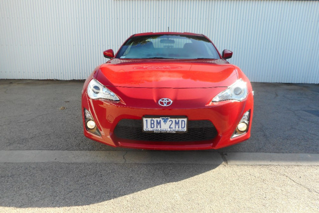2014 Toyota 86 ZN6 GT Coupe Image 2