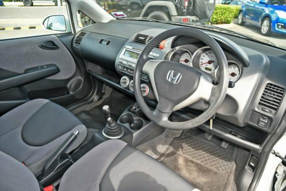 2007 Honda Jazz GD GLi Hatchback