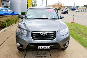 2011 Hyundai Santa Fe CM  SLX Suv Image 3