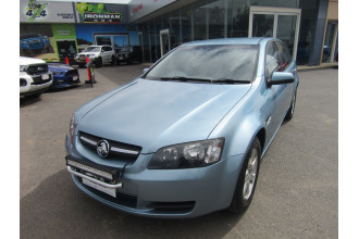 2008 MY09 Holden Commodore VE MY09 OMEGA Wagon Image 2