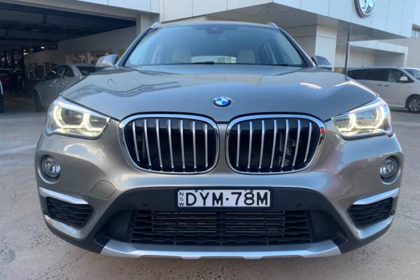 2016 BMW X1 F48 xDrive20d Suv