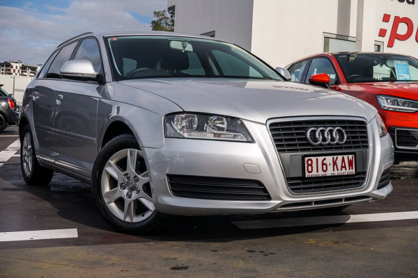 Audi A3 TFSI - Attraction