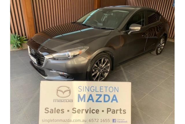 2017 Mazda 3 BN5238 Sedan