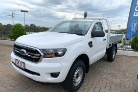 2019 Ford Ranger PX MkIII 4x4 XL Single Cab Chassis Cab chassis Image 2