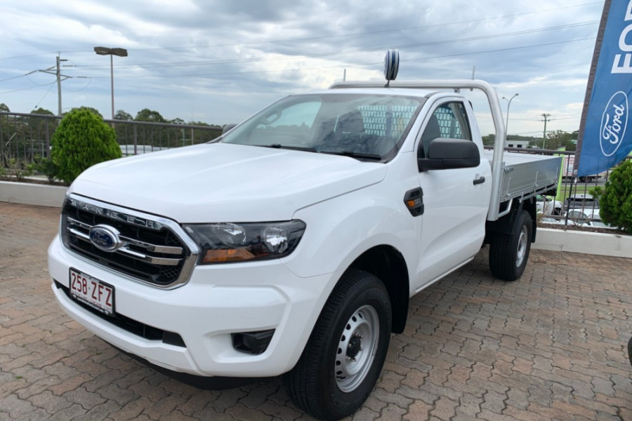 2019 Ford Ranger PX MkIII 4x4 XL Single Cab Chassis Cab chassis