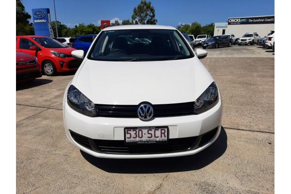 2011 MY12 Volkswagen Golf VI  77TSI Hatchback Image 2