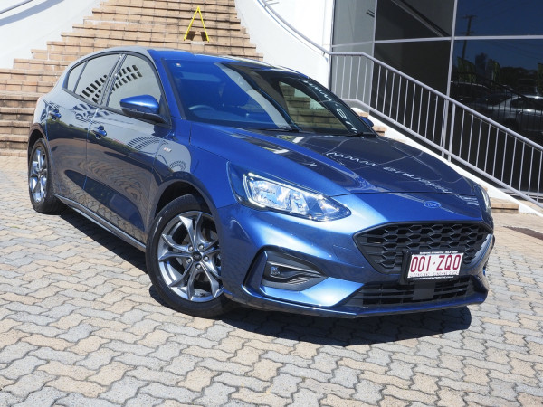 2019 MY20.25 Ford Focus SA 2020.25MY ST-Line Hatch