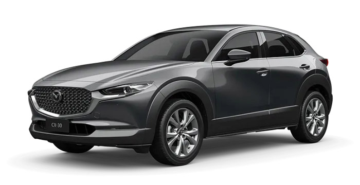 2019 MY20 Mazda CX-30 DM Series G25 Touring Wagon