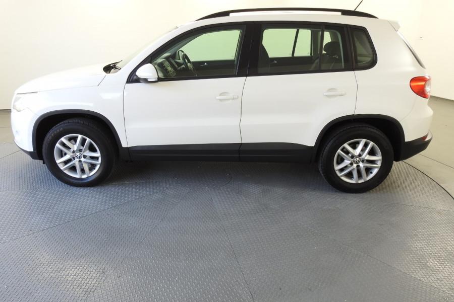 2009 Volkswagen Tiguan 5N MY09 125TSI Suv