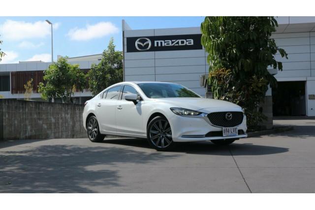2019 MYil Mazda 6 GL Series Atenza Sedan Sedan
