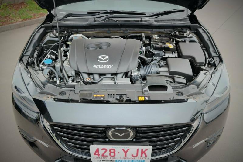 2018 Mazda 3 BN5436 SP25 Hatch Hatchback
