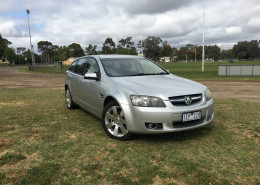 Holden Commodore INTERNATIONAL VE MY09.5