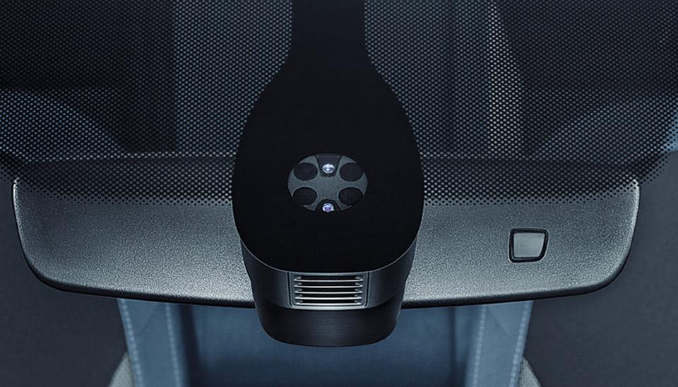 Fabia Rain Sensor and Light Assist