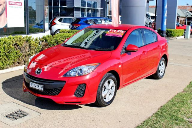 2013 Mazda Mazda3 BL10F2  Neo Sedan