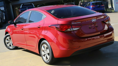 2014 Hyundai Elantra MD3 Active Sedan Image 4