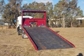 2016 Isuzu FRR 110-240 Tilt slide