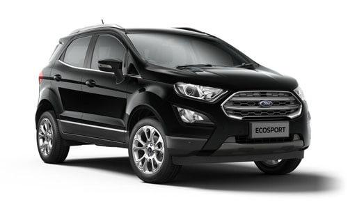 2019 MY19.25 Ford EcoSport BL Titanium Suv