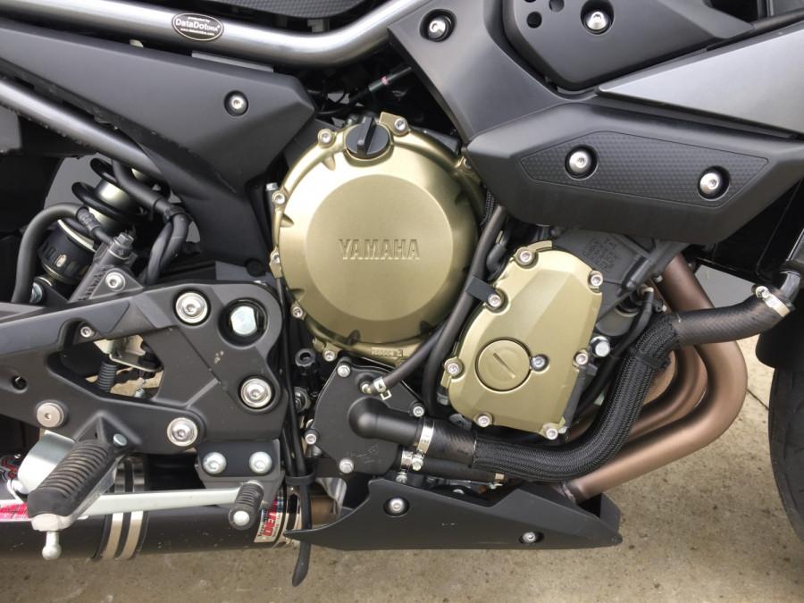 2009 Yamaha XJ6N XJ6N Motorcycle Image 8