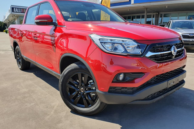 2019 SsangYong Musso Ultimate 1 of 20