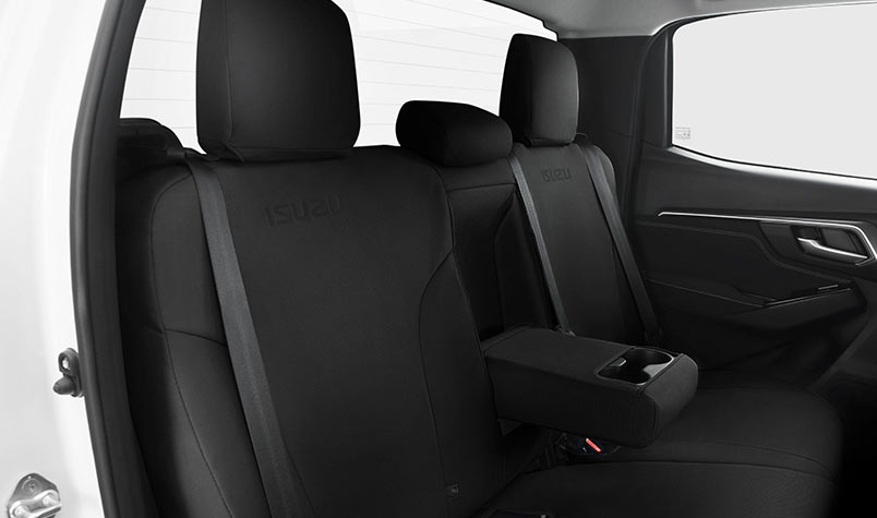 "<img src=""Canvas Seat Covers Rear"