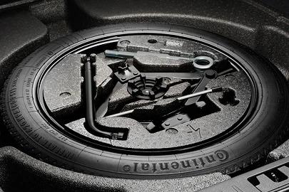 Temporary spare wheel Image